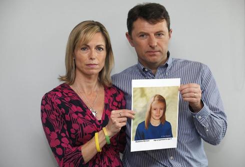 The Madeleine McCann case