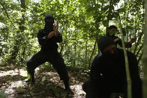 Ninjas in Brazil