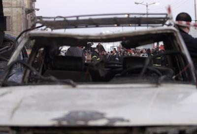 Car bomb in Egypt