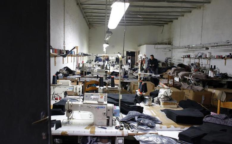 Made in Italy, by Chinese workers | Reuters.com