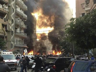 Car bomb in Beirut