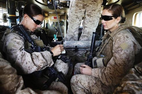 Women in the Marines