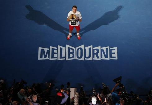 Highlights from the Aussie Open