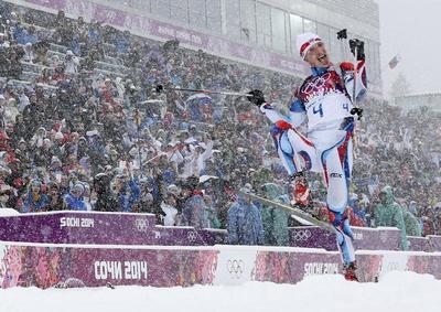 Best of Sochi - Day 11
