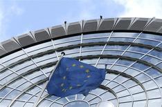 La Commission européenne a épinglé mercredi l'Italie pour son niveau d'endettement et à redit à la France qu'elle n'atteindrait pas ses objectifs de réduction des déficits à moins de prendre de nouvelles mesures. /Photo prise le /REUTERS/François Lenoir