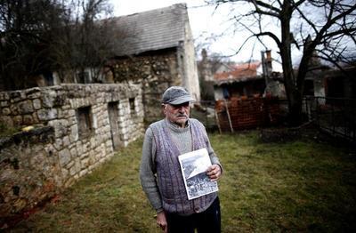 Assassin still divides Bosnia
