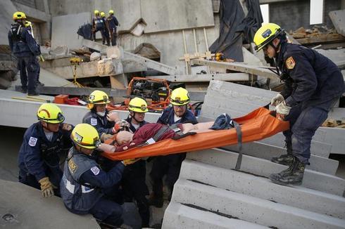 Training in disasterland