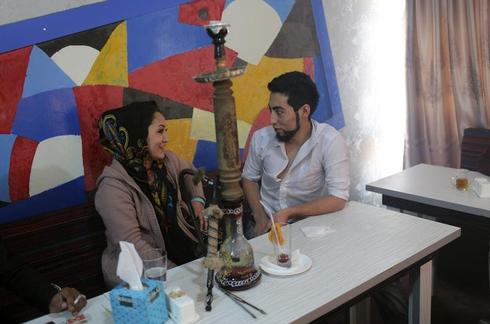 Hip, young and in Kabul