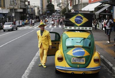 #1 Brazil fan