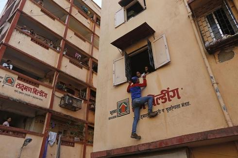 The Indian Spider-Man