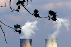 Westinghouse Electric est bien parti pour décrocher plusieurs contrats en Chine portant sur la construction de huit nouveaux réacteurs nucléaires, a déclaré Timothy Collier, le directeur général de sa filiale chinoise. /Photo d'archives/REUTERS/Yves Herman