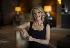 Fox News reporter Megyn Kelly poses for a portrait in Los Angeles, California April 30, 2014. REUTERS/Mario Anzuoni