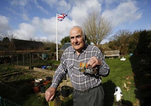 Britain's thankful villages