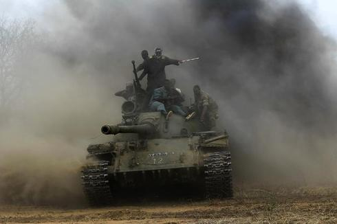 Fighting in Sudan