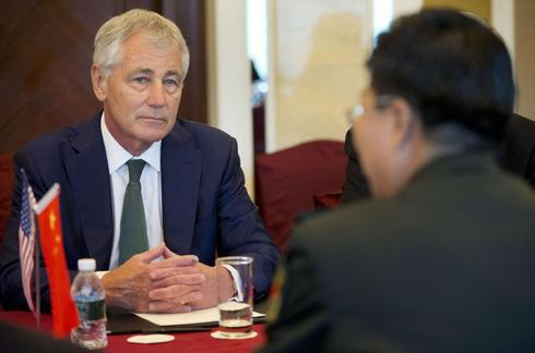 U.S. and China square off at Asia security forum