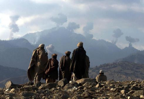 Afghan war: Iconic images