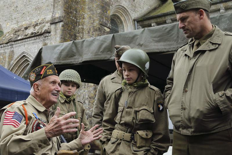 Who won the war? Russians take a different view on D-Day