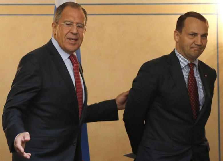 Russia to submit draft U.N. resolution on Ukraine