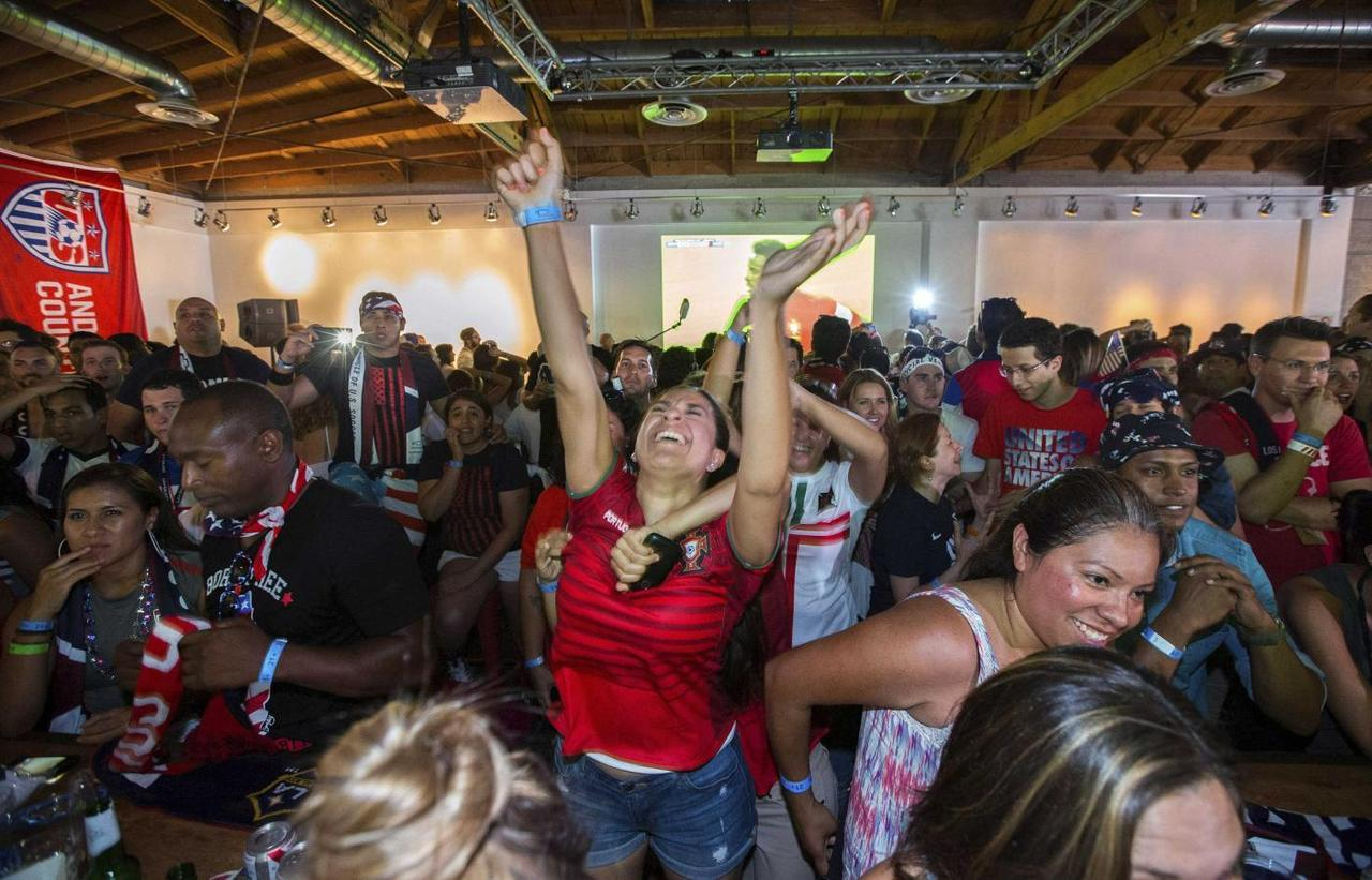 U S -Portugal soccer match sets U S  viewing records on ESPN