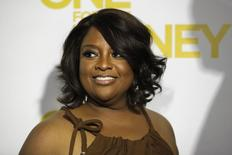 "Cast member Sherri Shepherd arrives at the film premiere of ""One For The Money"" at AMC Loews Lincoln Square on West 68th Street in New York January 24, 2012. REUTERS/Andrew Burton"