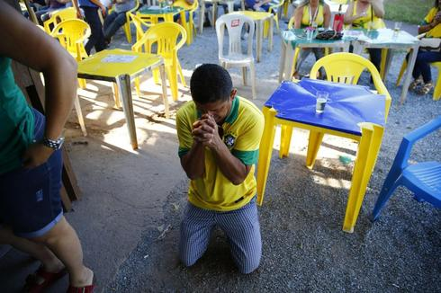 Drama for Brazil fans