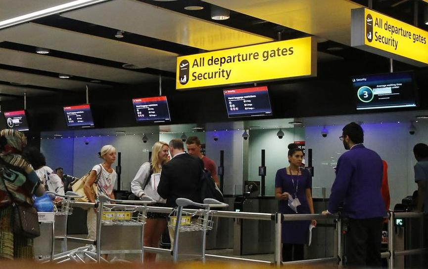 security planning for airlines control and Airport security market to cross $16bn by 2024 - request caused the passport control systems to shut who is the customer what is service - airlines, not.