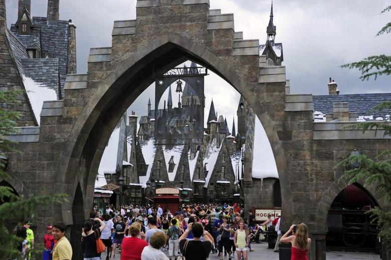 New Harry Potter attraction opens at Florida theme...