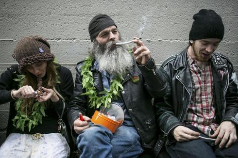 Washington welcomes marijuana