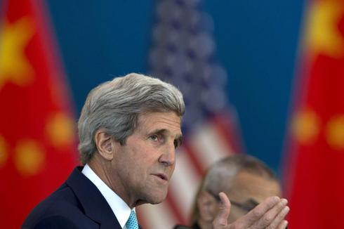 Kerry arrives in Afghanistan to broker resolution in disputed election