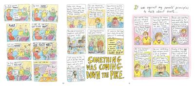 Cartoonist Roz Chast takes on eldercare