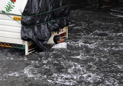 When rains cause a mess