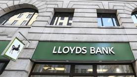 Agência do Lloyds em Londres. REUTERS/Paul Hackett