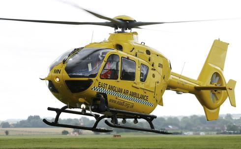 Britain's Prince William to become air ambulance helicopter pilot
