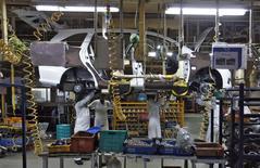 Toyota, Honda et Nissan sont à leur tour dans le viseur des autorités de la concurrence en Chine, dont l'enquête sur des ententes de prix présumées semble maintenant s'étendre au-delà des seules marques automobiles de luxe. /Photo prise le 21 juillet 2014/REUTERS/Adnan Abidi
