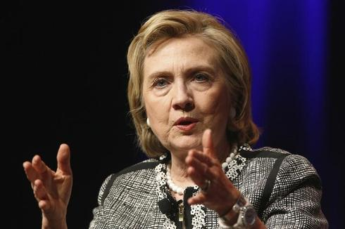Hillary Clinton distances herself from Obama's foreign policy