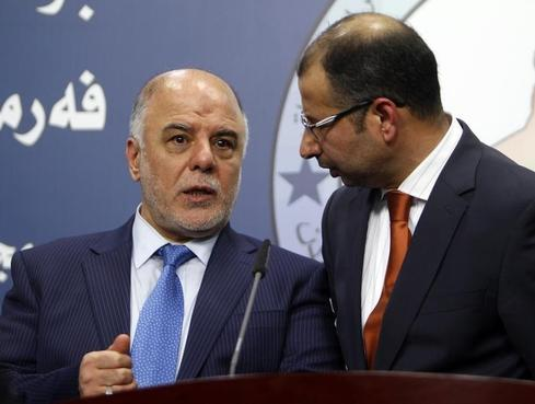 Iraq's new PM says country must unite to face dangers