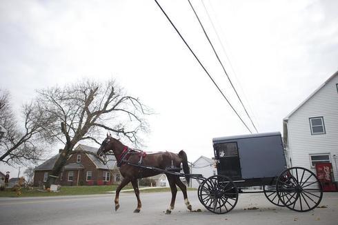 Tourism vs. Reality TV: Exploiting Pennsylvania's Amish