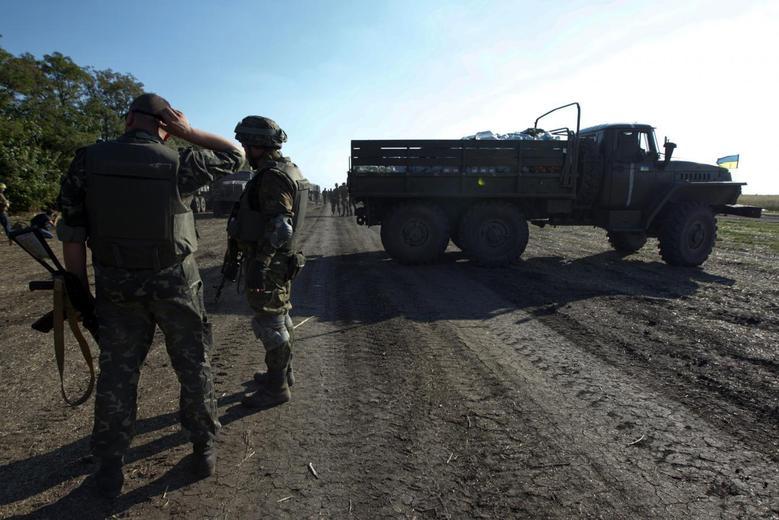 Dozens die in Ukraine in street battles, Donetsk...