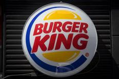 Logotipo do Burger King em loja no Brooklyn, na cidade de New York. REUTERS/Carlo Allegri