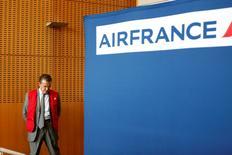 Chairman e CEO da Air France-KLM, Alexandre de Juniac, na sede da Air France no aeroporto Charles de Gaulle, em Paris. 17/09/2014  REUTERS/Charles Platiau