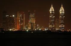 A general view shows Dubai's cityscape September 24, 2013. REUTERS/Ahmed Jadallah