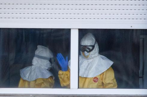 Ebola's global spread