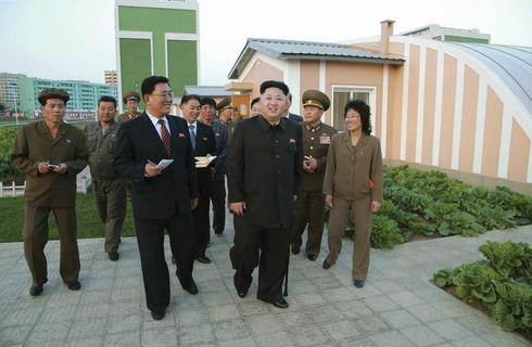 Kim Jong Un re-appears