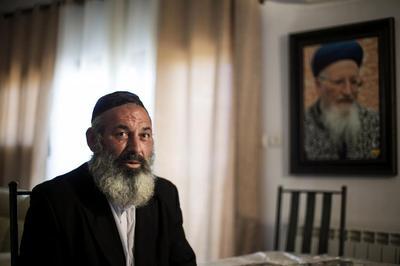 Hezbollah fighter turned rabbi