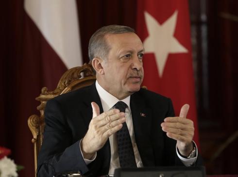 Turkey's Erdogan says Kurdish peace process will continue despite unrest