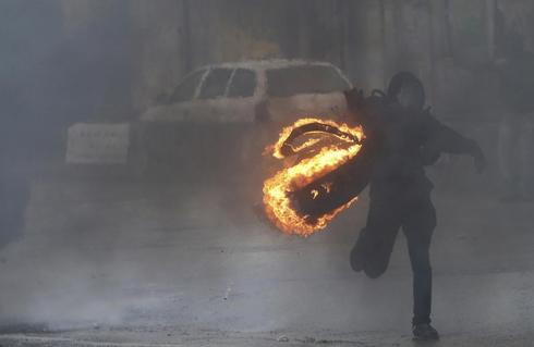 Clashes in Jerusalem, West Bank