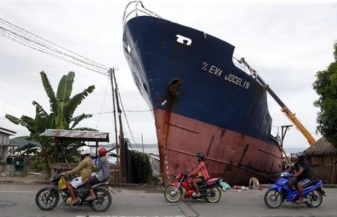 Typhoon Haiyan's legacy