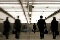 Les chefs d'entreprise américains sont moins optimistes qu'en septembre dans leur appréciation des perspectives économiques et de leurs projets d'investissements, selon l'enquête trimestrielle de l'association Business Roundtable. /Photo d'archives/REUTERS