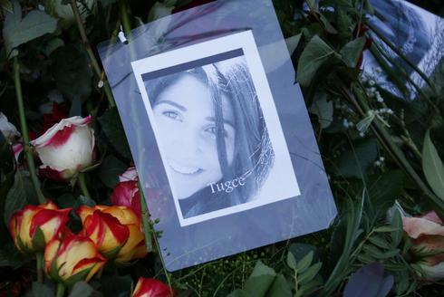 Funeral for Tugce Albayrak