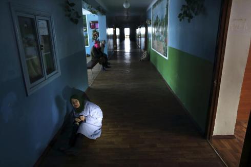Abandoned in Ukraine